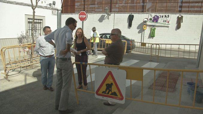07 visita obras calle Alamillo