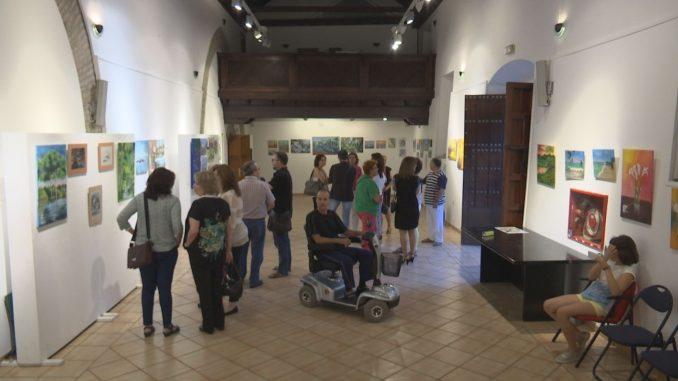 08 Exposición alumnos Benítez