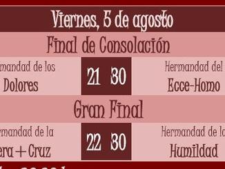 final futbol cofrade 2016