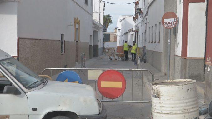 02 obras calle Torres