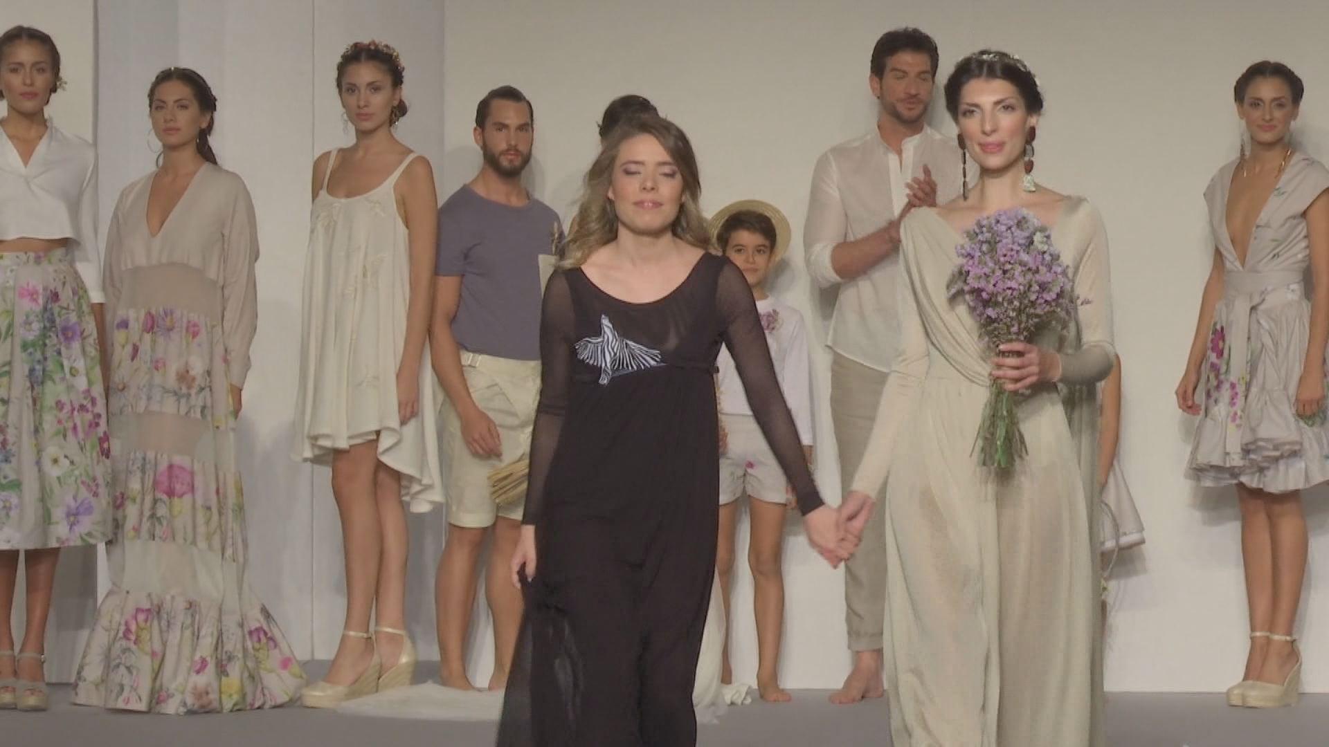 Cayecruz sevilla de boda j venes dise adores lebrija tv - Disenadores de sevilla ...