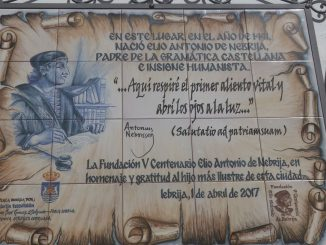 PLACA ELIO ANTONIO