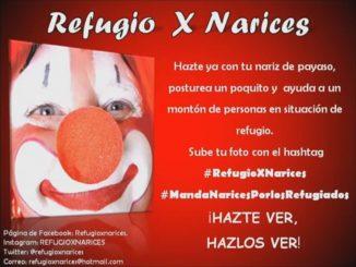 REFUGIADOS POR NARICES