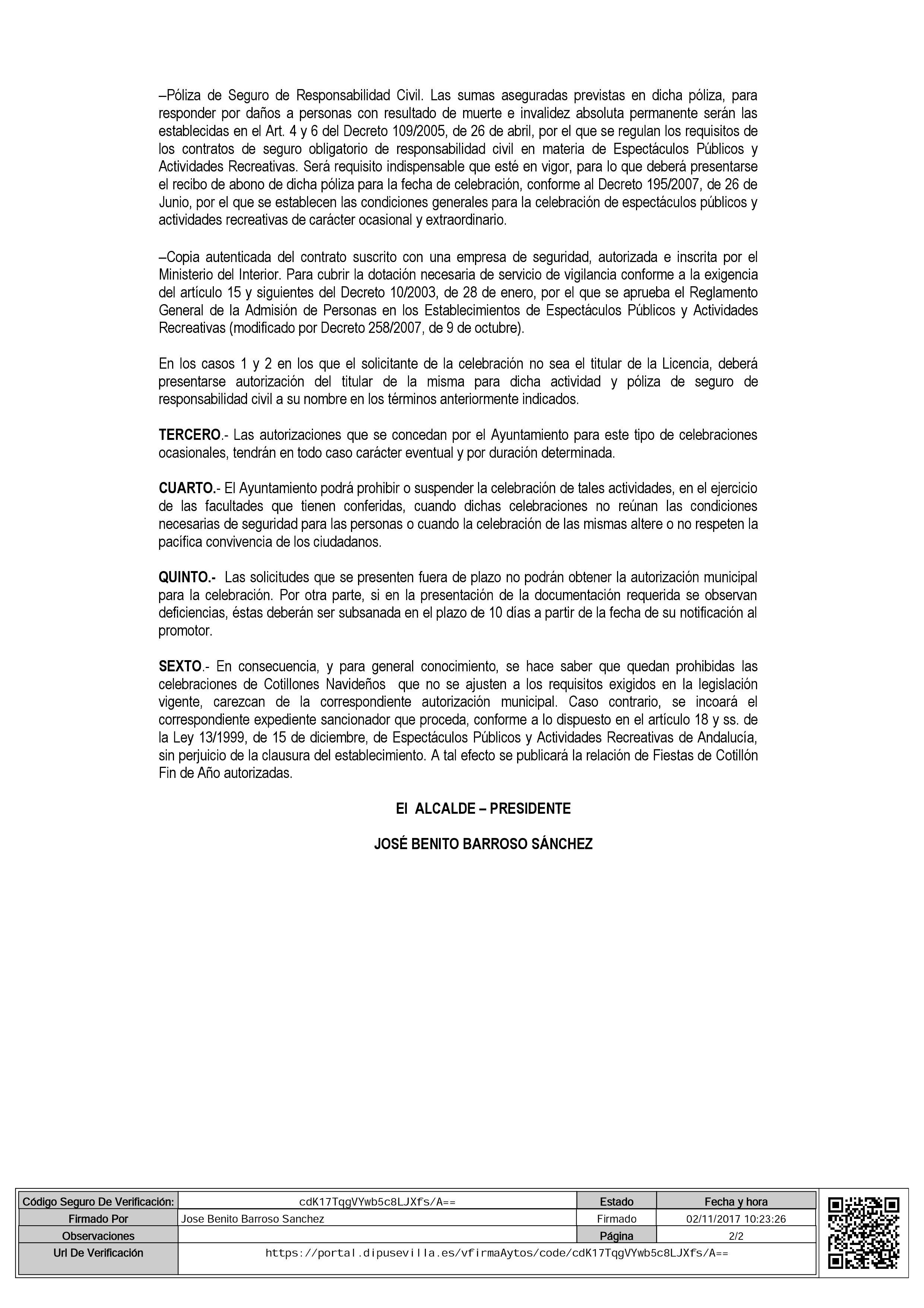 BANDO COTILLONES 2017_2