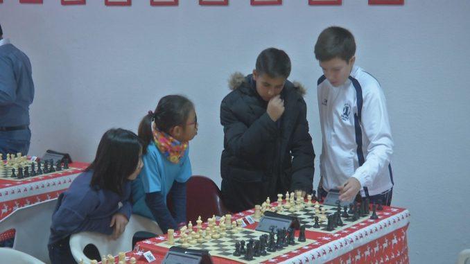 11 ajedrez