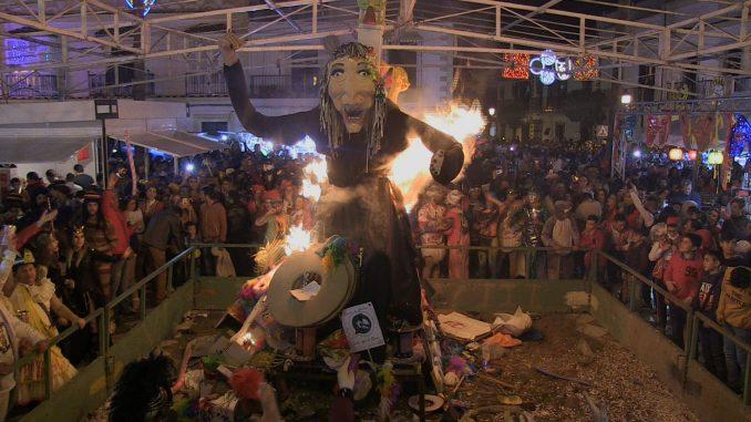 10 carnaval trebujena