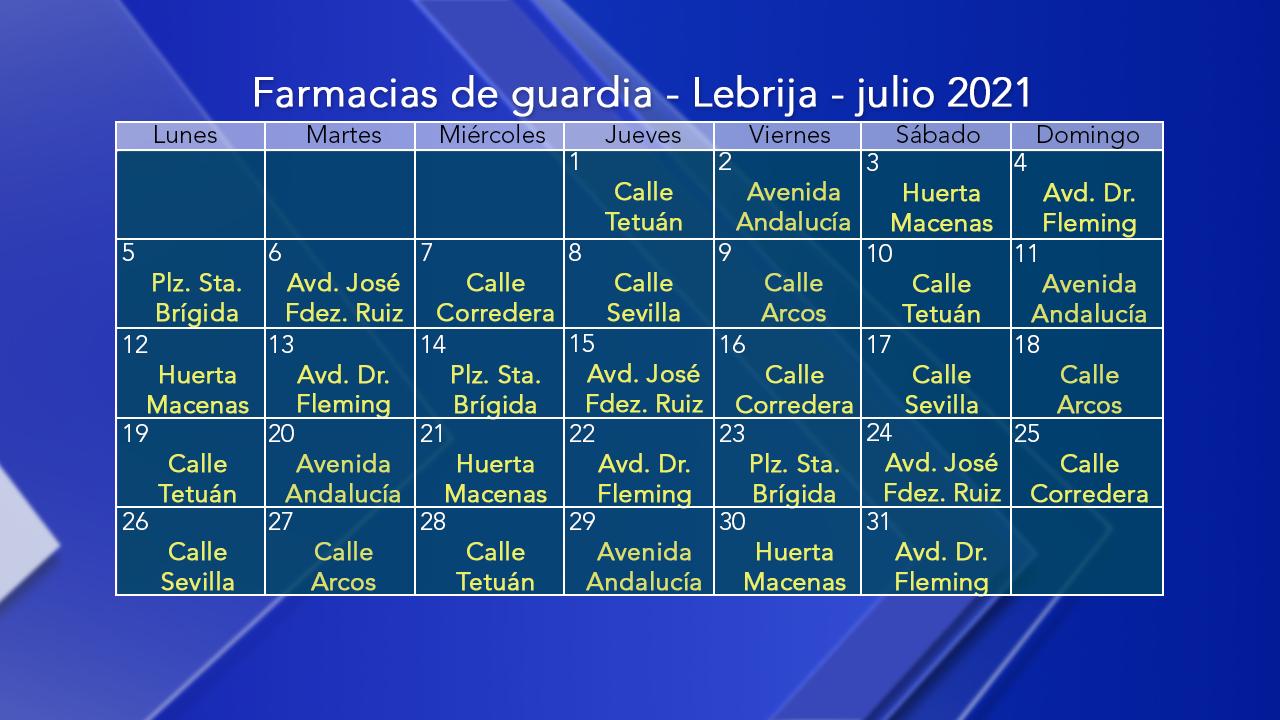 07 JULIO